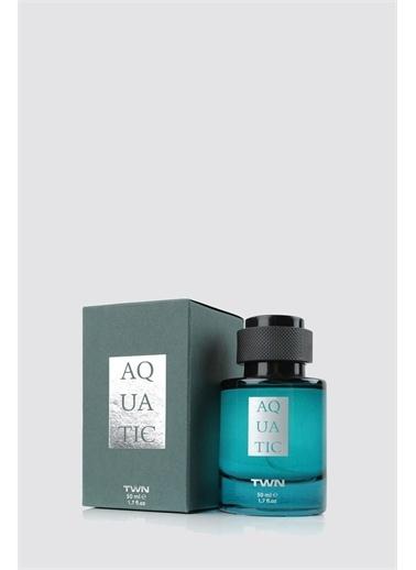 TWN TWN Standart Aquatic Erkek Parfüm 50 Ml Renksiz